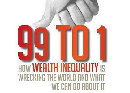 99 to 1: A new book on inequality by Chuck Collins