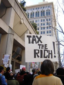 Tax the Rich
