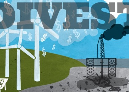 Take the Pledge to Divest from Fossil Fuels
